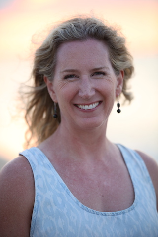 Denver therapist Dr Carrie McCrudden