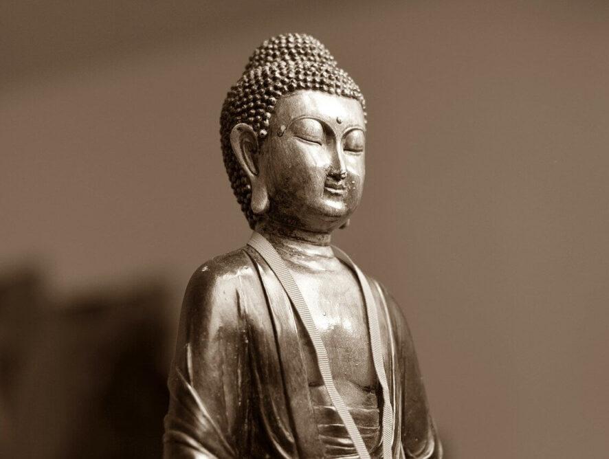 The Buddhist Celebrates Lent